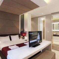 Отель Eden Garden Suites Белград в номере