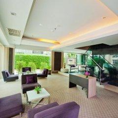 Отель Kingston Suites Bangkok спа