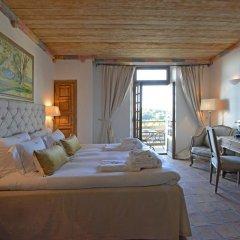 Отель Chateau Le Cagnard 4* Улучшенный номер фото 6