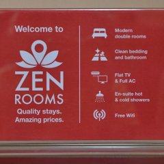 Отель ZEN Rooms Chinatown Bangkok интерьер отеля