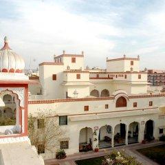 Отель Mandawa Haveli балкон
