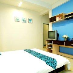 Отель Smile Inn 2* Стандартный номер с двуспальной кроватью фото 3