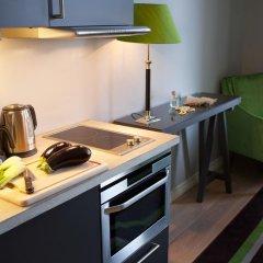 Апартаменты Frogner House Apartments - Skovveien 8 Стандартный семейный номер с двуспальной кроватью фото 2