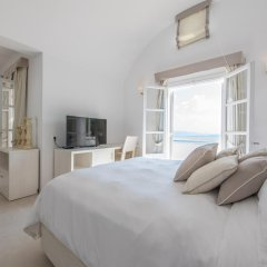 Отель Santorini Secret Suites & Spa 5* Вилла Junior с различными типами кроватей фото 8