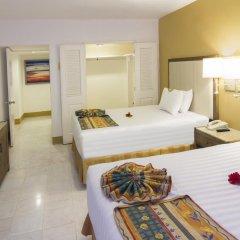 Отель Tesoro Ixtapa - Все включено 3* Апартаменты с различными типами кроватей фото 7