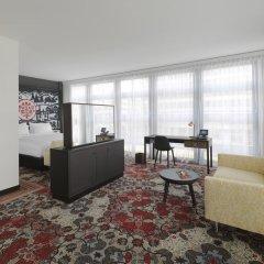 Отель Kameha Grand Zurich, Autograph Collection 5* Представительский люкс с различными типами кроватей фото 3