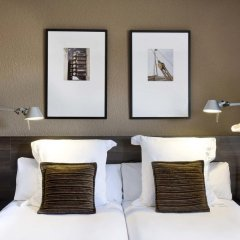 Hotel Medium Valencia 4* Стандартный номер с разными типами кроватей