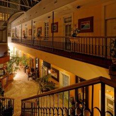 Отель Enjoy Inn Пльзень балкон