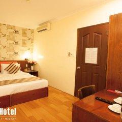 Saigon Crystal Hotel 2* Улучшенный номер с различными типами кроватей фото 3
