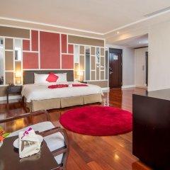 Royal Lotus Hotel Halong 4* Люкс с различными типами кроватей фото 6