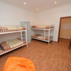 Хостел Абрикос Кровать в общем номере с двухъярусными кроватями фото 12