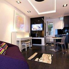 Апартаменты Studio Paris Apartment - Jobs Париж комната для гостей фото 4