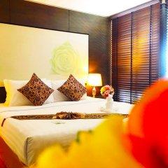 I Residence Hotel Silom 3* Полулюкс с различными типами кроватей фото 5