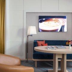 Отель Hôtel Opéra Richepanse 4* Номер Делюкс с различными типами кроватей фото 17