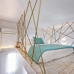 Отель Athina Luxury Suites 4* Люкс с двуспальной кроватью фото 28