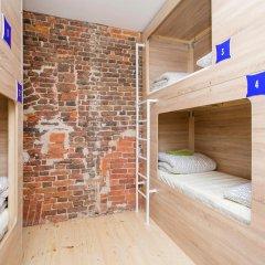 Хостел Simple Italy Стандартный номер с различными типами кроватей фото 4