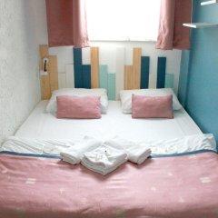 AlaDeniz Hotel 2* Номер Делюкс с двуспальной кроватью фото 11