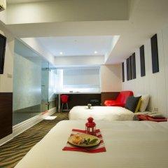 ECFA Hotel Ximen 2* Стандартный номер с различными типами кроватей фото 11