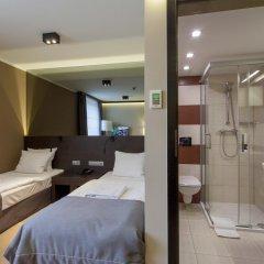 Отель Ilonn Hotel Польша, Познань - отзывы, цены и фото номеров - забронировать отель Ilonn Hotel онлайн ванная фото 2