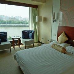 Отель Jiangyue Hotel - Guangzhou Китай, Гуанчжоу - отзывы, цены и фото номеров - забронировать отель Jiangyue Hotel - Guangzhou онлайн комната для гостей фото 2