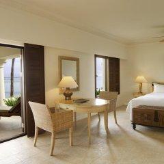 Отель Hilton Mauritius Resort & Spa 5* Полулюкс с различными типами кроватей фото 5