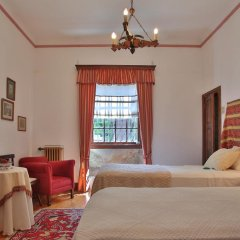 Отель Casa Dos Varais, Manor House 3* Стандартный номер с различными типами кроватей фото 4