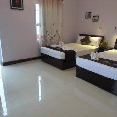 Отель The Moon Villa Hoi An 2* Номер Делюкс с различными типами кроватей фото 9
