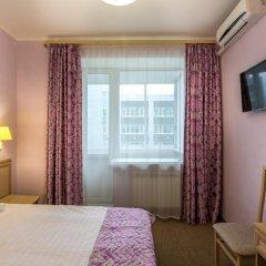 Мини-Отель Апельсин на Комсомольской 2* Улучшенный номер с двуспальной кроватью