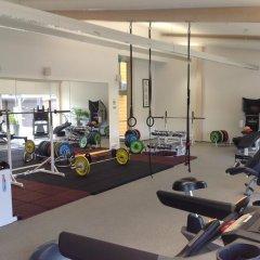 Отель Solvalla Sports Institute фитнесс-зал
