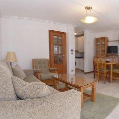 Отель Apartamentos La Terraza Испания, Ларедо - отзывы, цены и фото номеров - забронировать отель Apartamentos La Terraza онлайн комната для гостей фото 5