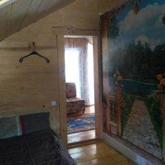Отель Krutogora Буковель комната для гостей