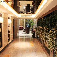 Отель Guangzhou Ming Yue Hotel Китай, Гуанчжоу - отзывы, цены и фото номеров - забронировать отель Guangzhou Ming Yue Hotel онлайн интерьер отеля фото 3