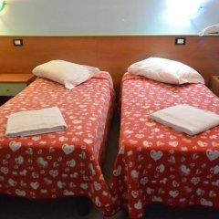 Hotel Mercurio 2* Стандартный номер с 2 отдельными кроватями фото 4