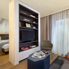 Отель Citadines Michel Hamburg 4* Студия с различными типами кроватей
