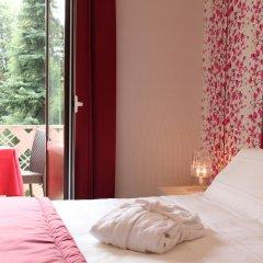 Hotel Tiziano Park & Vita Parcour - Gruppo Minihotel 4* Представительский номер с различными типами кроватей фото 12