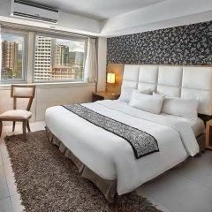 Quest Hotel & Conference Center - Cebu 3* Номер Делюкс с различными типами кроватей фото 6