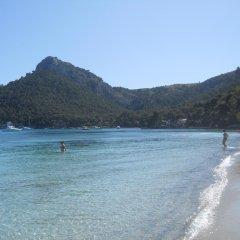 Отель Pierre & Vacances Mallorca Portofino пляж