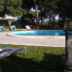 Hotel Rural Da Barrosinha Алкасер-ду-Сал бассейн фото 2