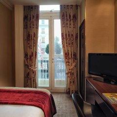 Отель Radisson Blu Edwardian Vanderbilt 4* Полулюкс с двуспальной кроватью