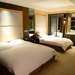 Xian Forest City Hotel 4* Стандартный семейный номер с двуспальной кроватью фото 5