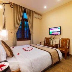 Отель Camellia Flavor Villa 3* Улучшенный номер с различными типами кроватей фото 4