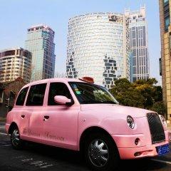 Отель Langham Xintiandi Шанхай городской автобус