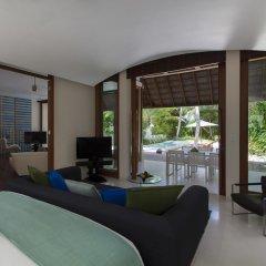 Отель Conrad Maldives Rangali Island 5* Люкс с различными типами кроватей фото 3