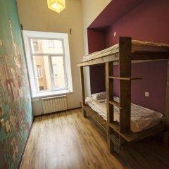 Pururoom Hostel Стандартный номер 2 отдельные кровати (общая ванная комната) фото 2