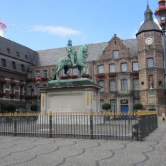 Отель Altdüsseldorf Дюссельдорф фото 2
