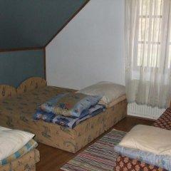 Гостиница Vizimalom Kemping, Panzió és Étterem Стандартный семейный номер с двуспальной кроватью (общая ванная комната) фото 3
