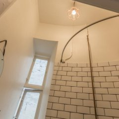 240 sqm2 Hotel Apartment in CPH Center ванная