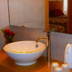 Отель Apartamentos sobre o Douro ванная
