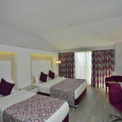 Sunmelia Beach Resort Hotel & Spa Турция, Чолакли - 3 отзыва об отеле, цены и фото номеров - забронировать отель Sunmelia Beach Resort Hotel & Spa - All Inclusive онлайн комната для гостей фото 2