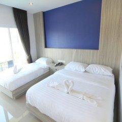 Отель Central Pattaya Garden Resort 2* Стандартный номер с различными типами кроватей фото 6